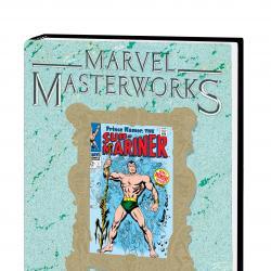 MARVEL MASTERWORKS: THE SUB-MARINER VOL. 2 HC #0