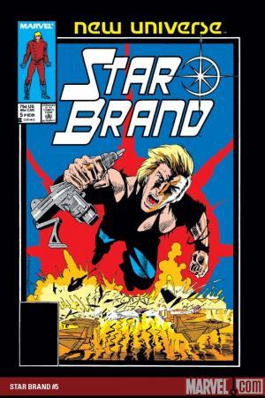 Star Brand (1986) #5