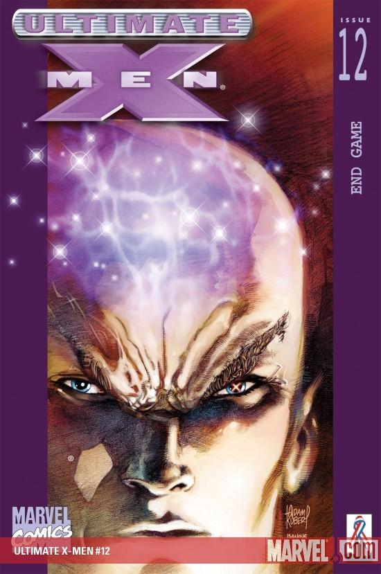 Ultimate X-Men (2000) #12