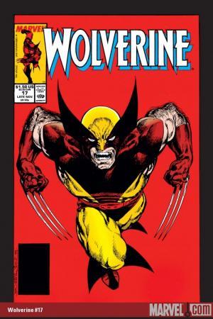 Wolverine (1988) #17