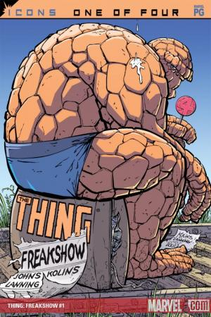 Thing: Freakshow #1