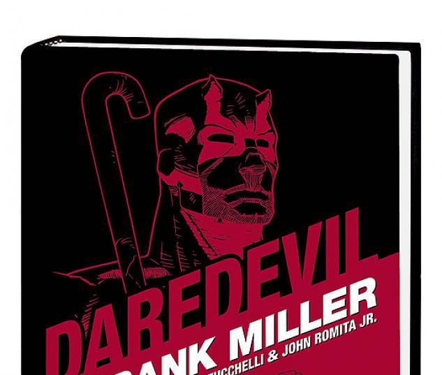 DAREDEVIL BY FRANK MILLER OMNIBUS COMPANION HC #0