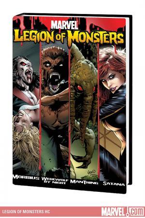 Legion of Monsters (Hardcover)
