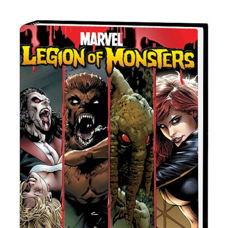 LEGION OF MONSTERS #0