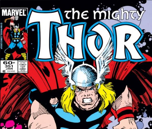 Thor (1966) #351