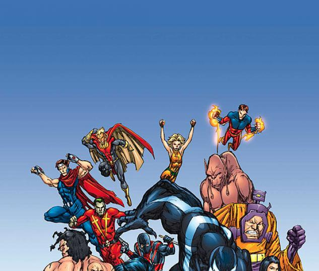 All-New Official Handbook of the Marvel Universe A to Z (2006) #12