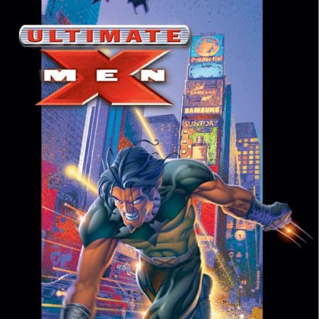 ULTIMATE X-MEN VOL. I HC COVER
