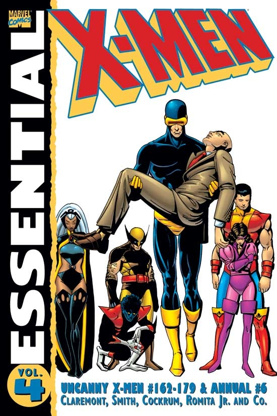 Essential X-Men Vol. IV (Trade Paperback)