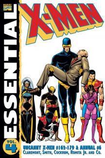 Essential X-Men Vol. IV (Trade Paperback)