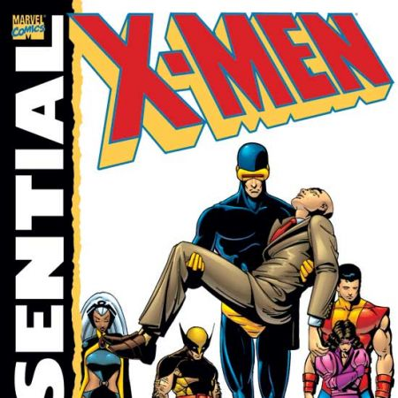 ESSENTIAL X-MEN VOL. IV TPB COVER