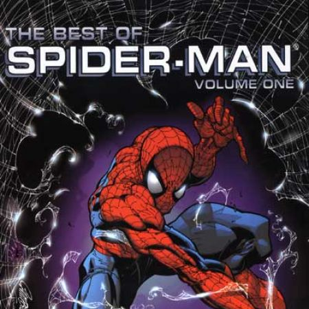 BEST OF SPIDER-MAN VOL. I HC COVER