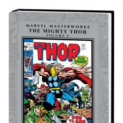 Marvel Masterworks: The Mighty Thor Vol. 9
