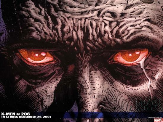 X-Men (2004) #206 Wallpaper