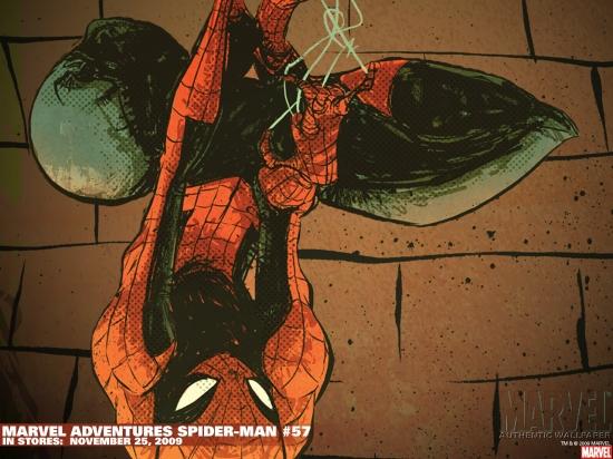Marvel Adventures Spider-Man (2005) #57 Wallpaper