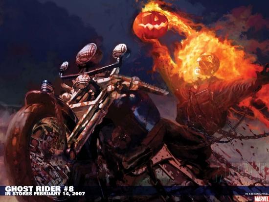 Ghost Rider (1973) #8 Wallpaper