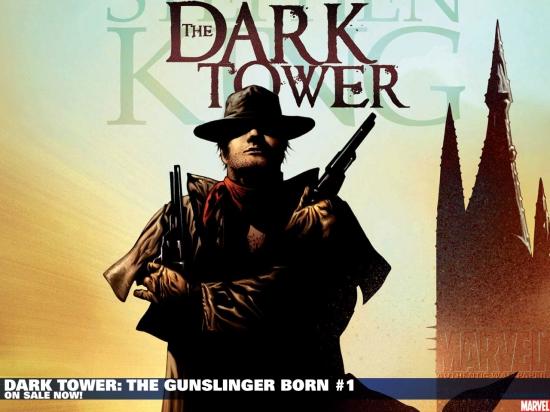 Dark Tower: The Gunslinger Born (2007) #1 Wallpaper