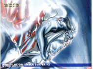Annihilation: Silver Surfer (2006) #3 Wallpaper