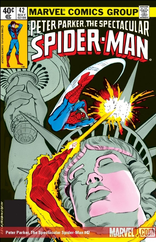 Peter Parker, the Spectacular Spider-Man (1976) #42