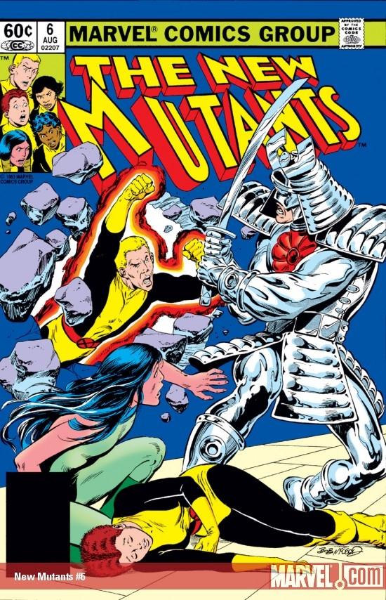 New Mutants (1983) #6