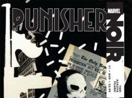 PUNISHER NOIR #1 cover