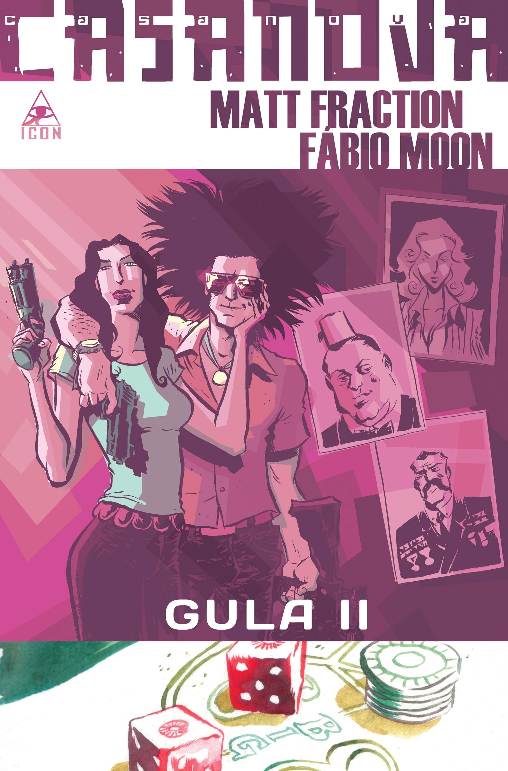 Casanova: Gula (2011) #2