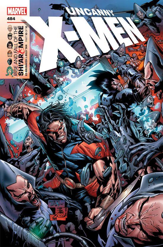 Uncanny X-Men (1963) #484