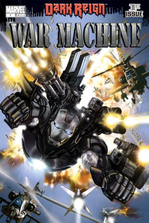 War Machine (2008) #1