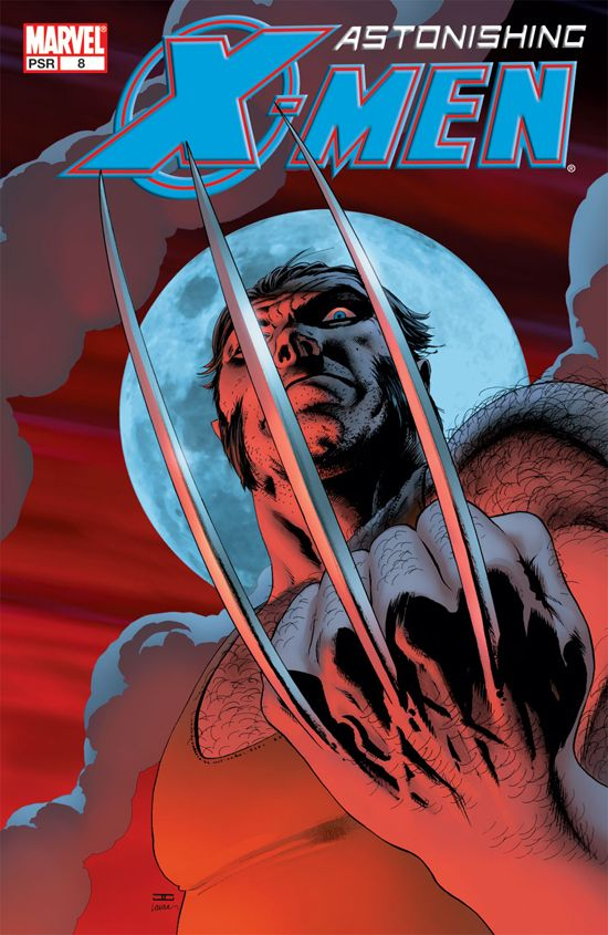 Astonishing X-Men (2004) #8