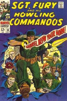 Sgt. Fury and His Howling Commandos #56