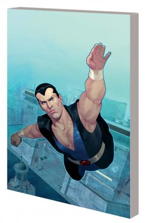 NAMOR: THE FIRST MUTANT VOL. 2 - NAMOR GOES TO HELL TPB  (Trade Paperback)