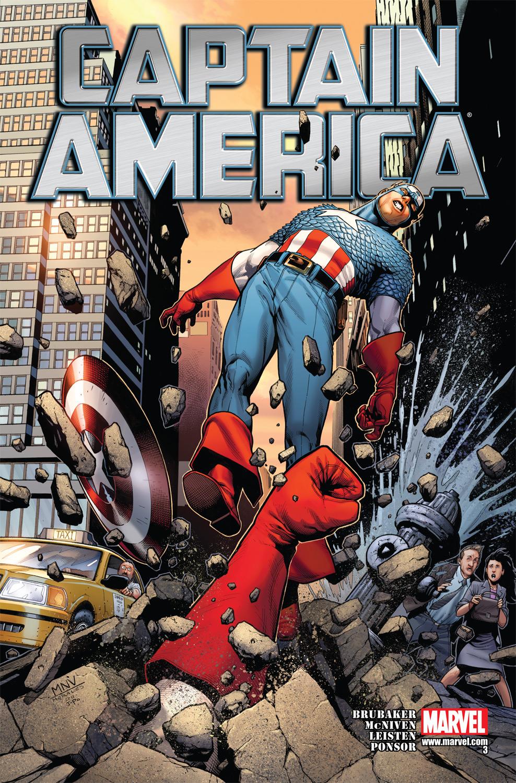 Captain America (2011) #3