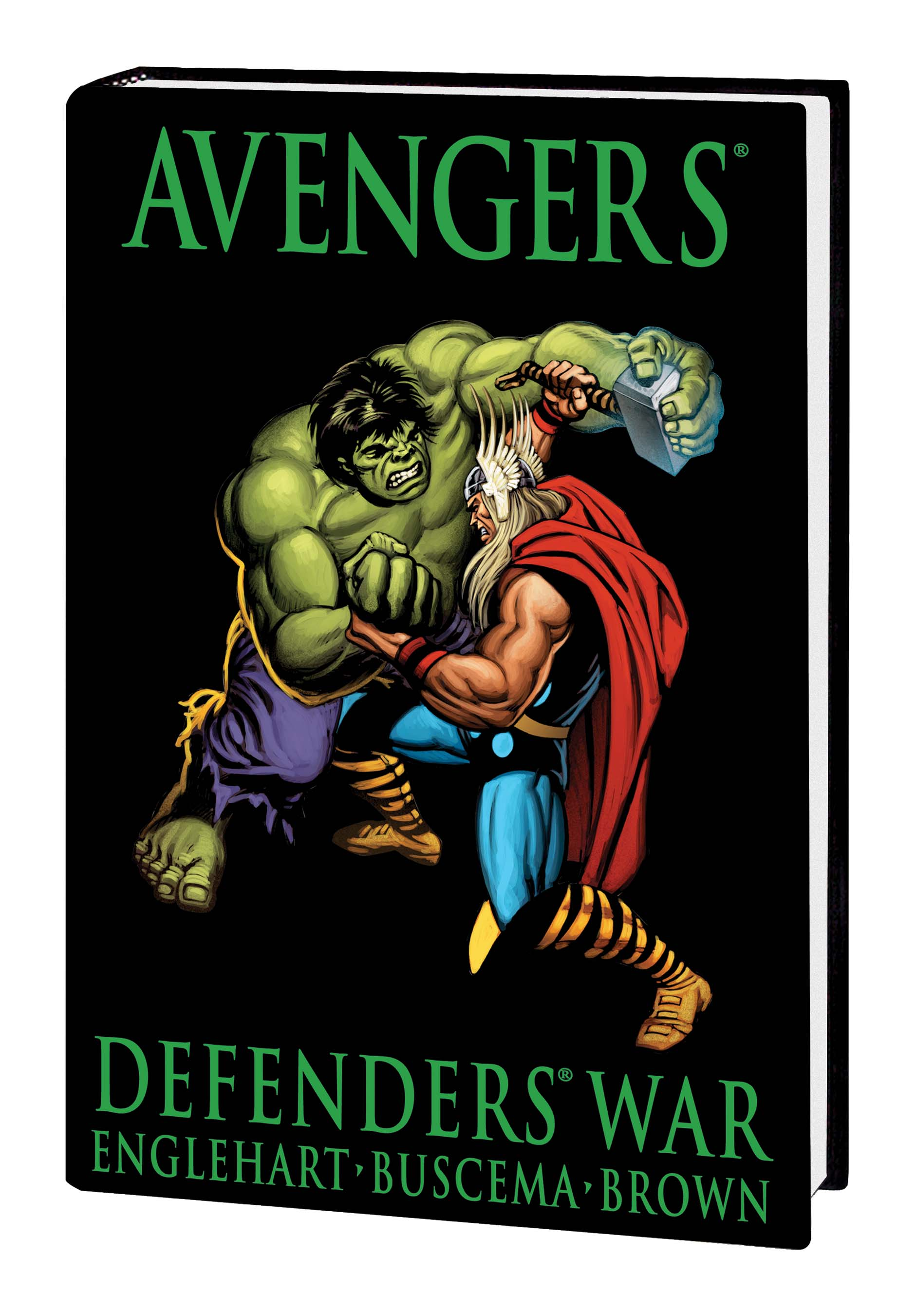 Avengers/Defenders War (New Printing) (Trade Paperback)