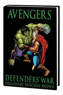 Avengers/Defenders War (New Printing) (Trade Paperback)