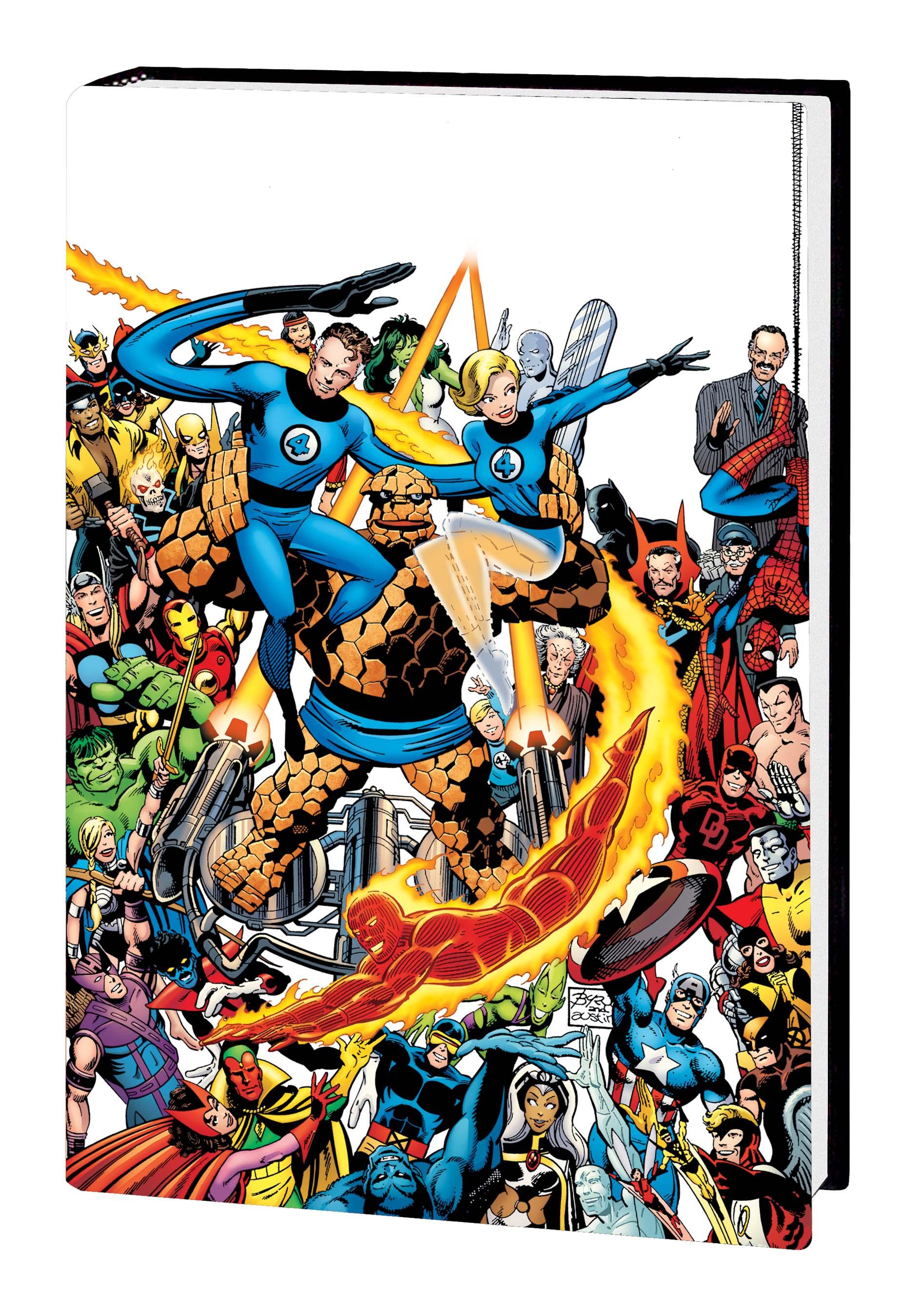 Fantastic Four by John Byrne Omnibus (Hardcover)
