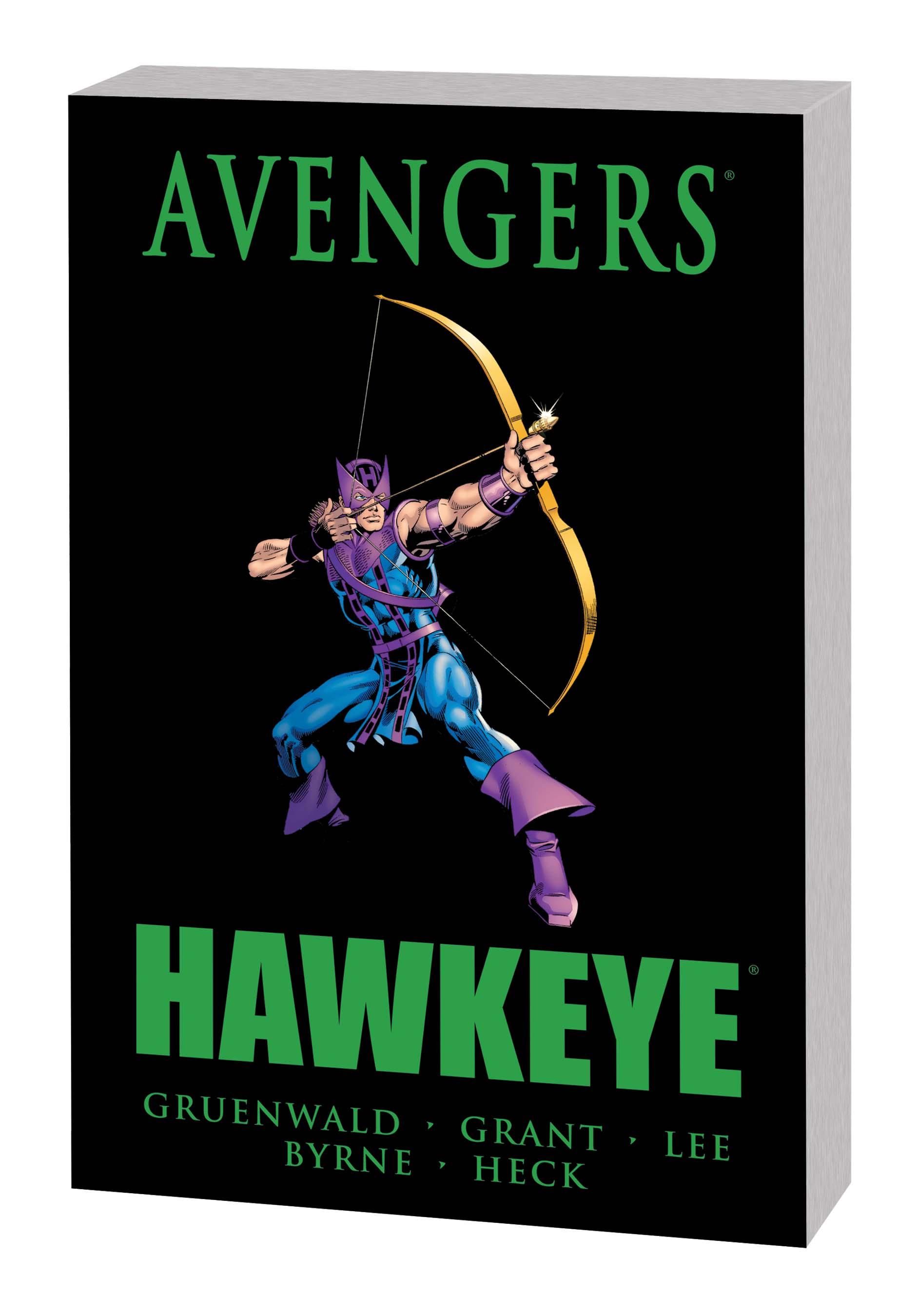 Avengers: Hawkeye TPB (Trade Paperback)