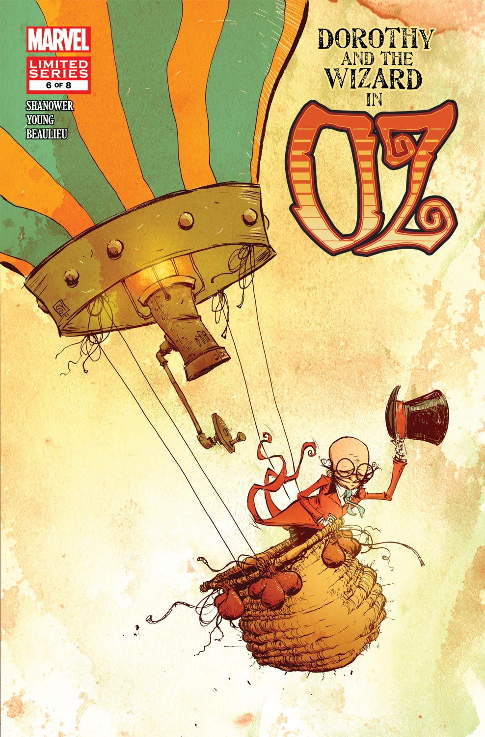 Dorothy & the Wizard in Oz (2010) #6