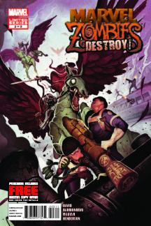 Marvel Zombies Destroy! #3