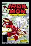 Iron Man (1968) #217 Cover