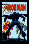 Iron Man (1968) #196 Cover