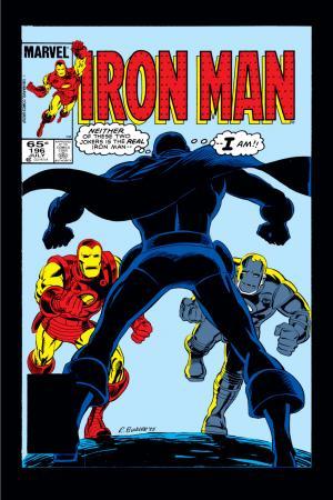 Iron Man #196