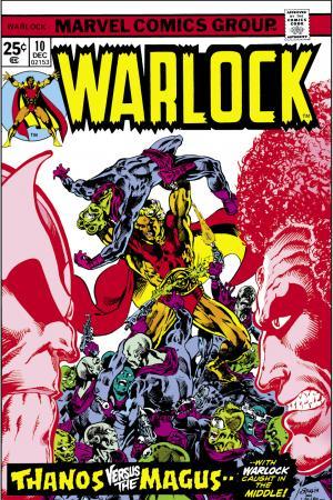 Warlock (1972) #10
