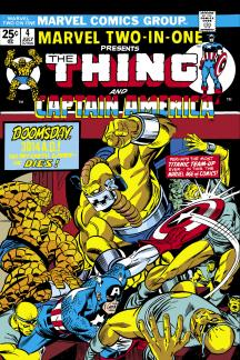 Marvel Two-in-One (1974) #4