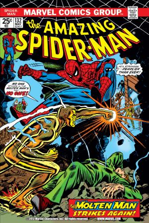 The Amazing Spider-Man (1963) #132