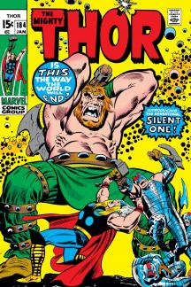 Thor (1966) #184