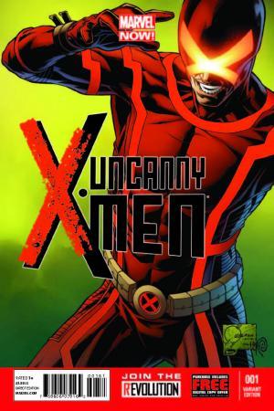 Uncanny X-Men (2013) #1 (Quesada Variant)