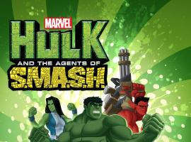 Hulk and the Agents of S.M.A.S.H. premires August 11 inside Marvel Universe on Disney XD