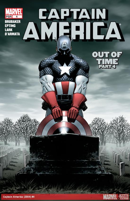 Captain America (2004) #4