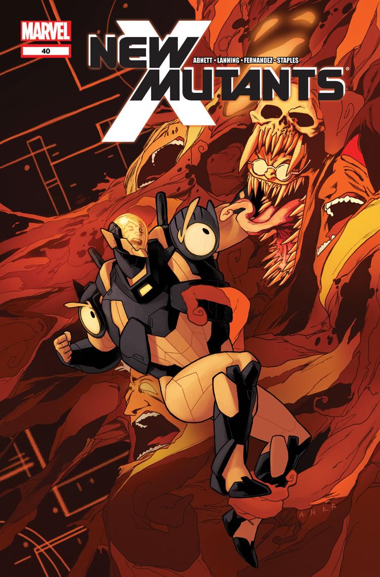New Mutants (2009) #40
