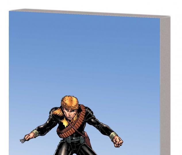 X-MEN: LONGSHOT TPB (NEW PRINTING)