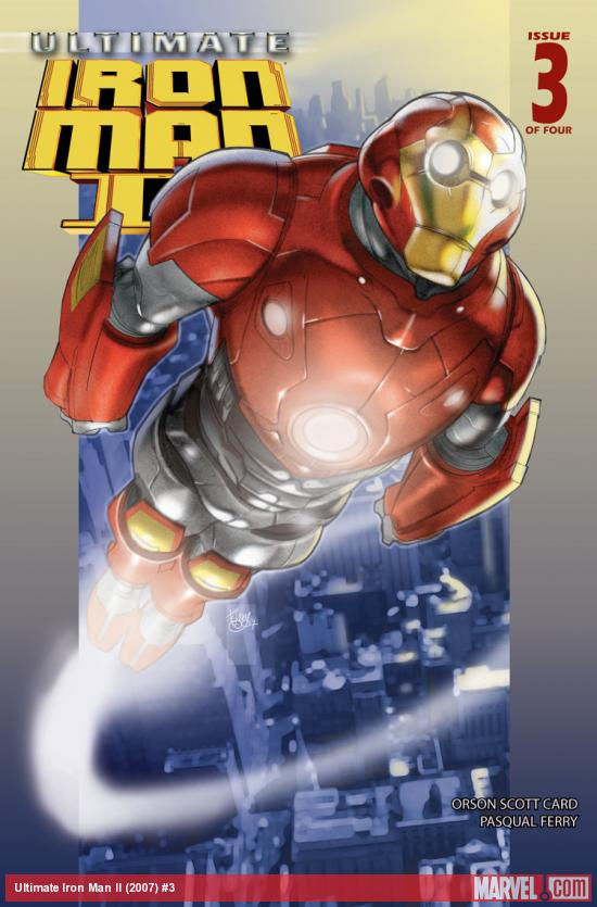 Ultimate Iron Man II (2007) #3